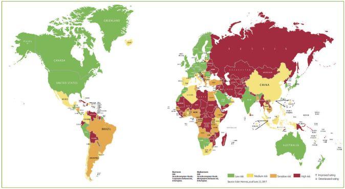 Los riesgos de la actividad exportadora: cuidado con la suplantación de identidad