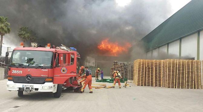 Guía de prevención contra incendios en cooperativas