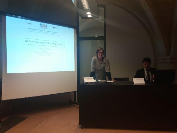 Engrupo participa en una conferencia internacional sobre gestión de riesgos en la agricultura